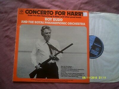 Roy Budd & Royal Philharmonic Orchestra-Concerto For Harry Lp