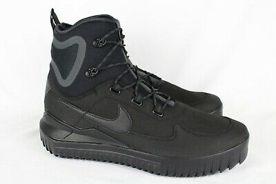 New Nike Men's Air Wild Mid Boots Black/Black-Anthracite 916819 002