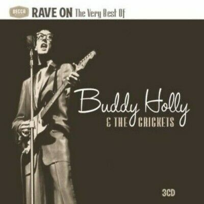 Buddy Holly &  Crickets - Rave On: Very Best Of (Uk) New Cd