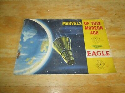 Marvels of this Modern Age Album Free Gift Presented with the Eagle - 2 Missing