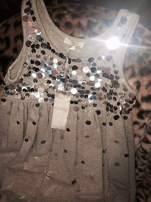 Little Girls Designer Dress Miss Grant Age 6/7 Brand  New With Tags