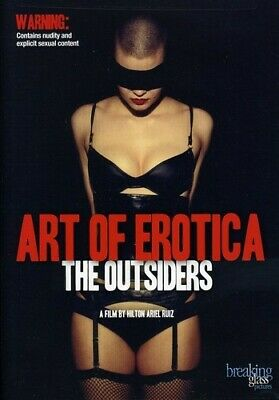 Art Of Erotica: The Outsiders New Dvd