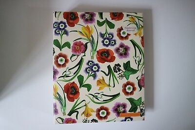 Emma Bridgewater Floral Print Gardening Journal - Planning and Inspiration NEW