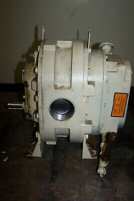 Gardner Denver Sutorbilt 3600 Max Rpm Positive Displacement Blower Gabmbpa / 3Mp