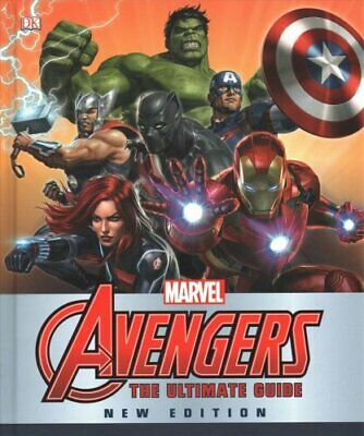 Marvel Avengers Ultimate Guide New Edition by DK 9780241301708 | Brand New
