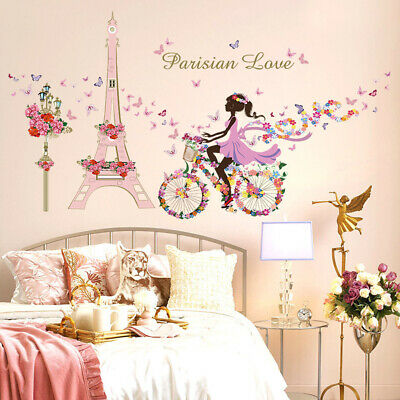 Wall Decals & Stickers Home Decor The-Princess-Sleeps-Here Family