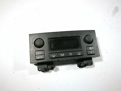 BEHR 9646627977 PEUGEOT 307 DIGITAL HEATER CLIMATE CONTROL SWITCH SET AC