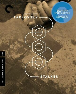 Stalker - Criterion Collection Blu-Ray [Uk] New Bluray