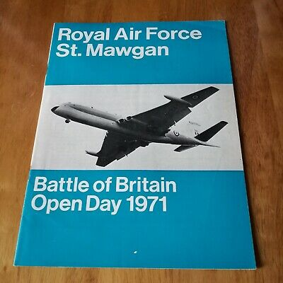 Royal Air Force St Mawgan Battle of Britain open day 1971