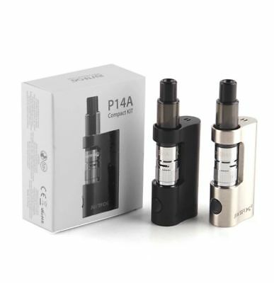 Justfog P14A Compact Kit 900mah + 10 resistenze justfog 1,6 o 1,2 ohm (1 pezzo)