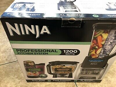 Ninja Ultra Kitchen 1200W Pro Performance Power Blender System |