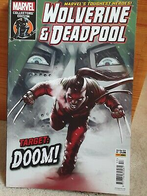 WOLVERINE AND DEADPOOL #11 MARVEL / PANINI COMICS UK / 15th may 2018 new