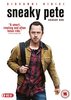Sneaky Pete Season One DVD NEW