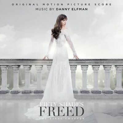 Danny Elfman - Fifty Shades Freed - Original Score New Cd
