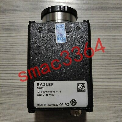 1PC Gebraucht Basler A622f Black and White CMOS Industrial Camera Tested