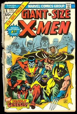 Giant Size X-Men #1 1St App Of Storm Colossus & Nightcrawler 2Nd Full Wolverine
