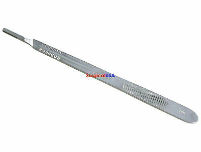 Long Scalpel Handle #4L for Use with Surgical Blades #20 to 25