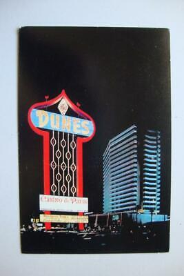 222) Las Vegas Nevada ~ The Dunes Hotel Casino & Country Club ~ Casino De Paris
