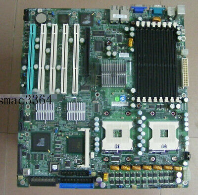 1PC Supermicro X6DH8-XG2 800 FSB Server Motherboard E7520 chip