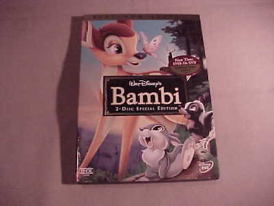Bambie - Walt Disney - 2-Disc Special Edition - Platinum Edition - 2005 (59)