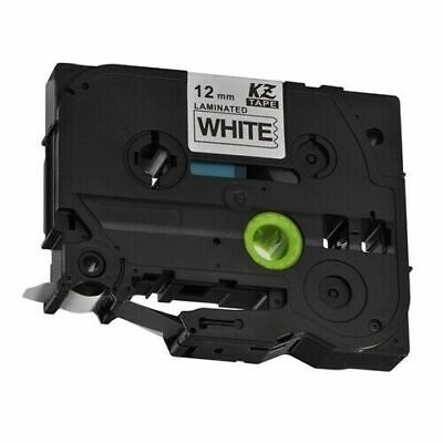 Compatible Brother TZ-231 P-Touch Black On White Label Tape 12mmx8m TZe-231