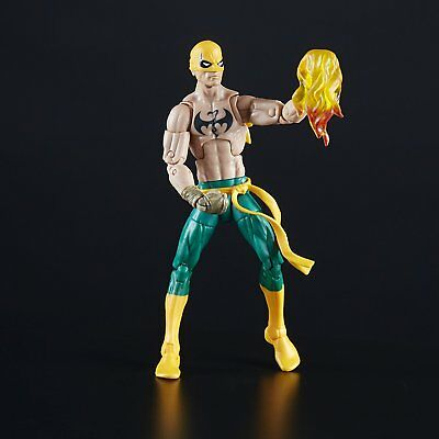 Marvel Legends Series The Defenders  Iron Fist 6 inch Figure  loose NEW!