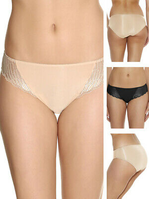 Wacoal Body By Wacoal Hi-Cut Brief Knickers Pant 841215 Plume SAVE 60/%