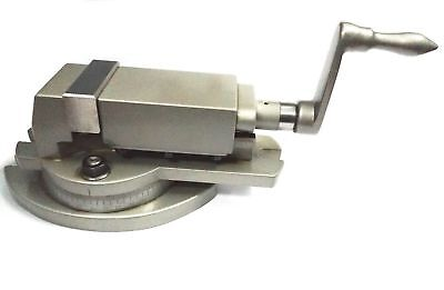 """New 4"""" (100 mm) Jaw Width Swivel Milling Machine Vise Vice- Engineering Tools"""
