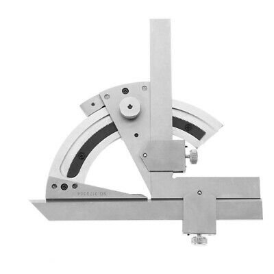 Multi-function Angle Measuring Tool 0-320 Degrees Finder Ruler Tools R1Q2