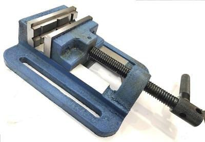Heavy Drill Vice Vise 100 mm Jaw Width- Clamping, Drilling, Milling Machine Tool