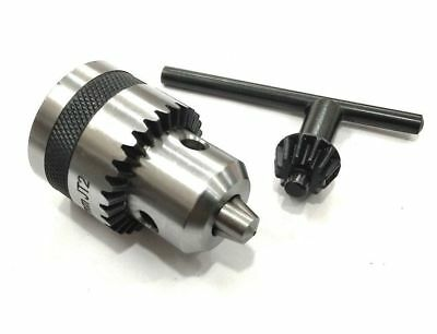 Quality JT2 Taper Drill Chuck Capacity 1-10 mm with Key-Milling, Lathe, Engineer