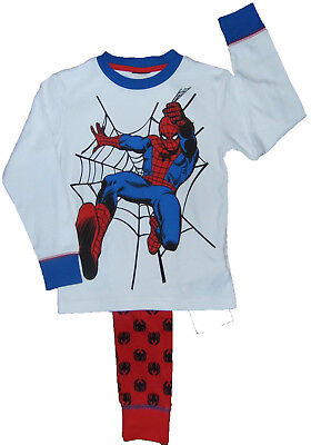 Spider-Man Pyjamas Toddler Sizes 18-24m and 2-3 year Snuggle Fit Trouser