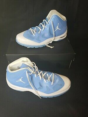 brand new f8d35 4d92c NIKE AIR JORDAN PLAY IN THESE II Size University Blue  White 510581 400