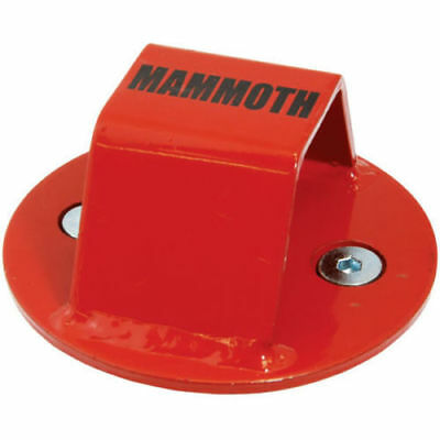 Mammoth Ground Anchor Motorcycle Junior BIKE IT Bolt-in Ground Anchor GRD005