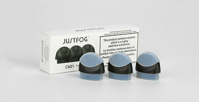 Pod coil 1.7 ML resistenza da 1.6ohm per Justfog C601 3 pezzi