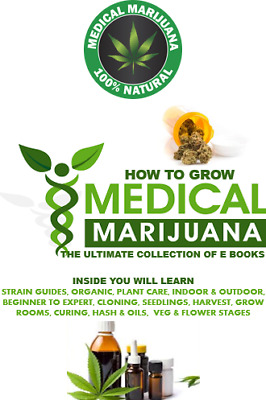 How To Grow Medical Marijuana, Cannabis, Weed, Pot, Bible Plant Care (Not Book)