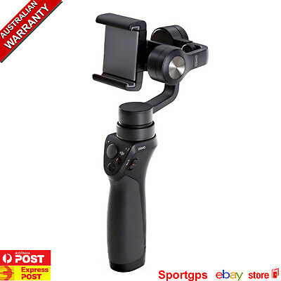 DJI OSMO Mobile Black handheld Gimbal Stabilizer for iPhone Android CP.ZM.000449