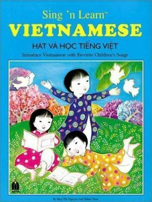 Sing 'n Learn Vietnamese Book with Audio CD [English and Vietnamese Edition]