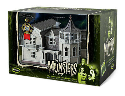 The Munsters House - Pre Finished