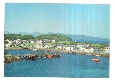 3 x ISLE OF SKYE, KYLEAKIN, SCOTLAND  unused vintage postcards