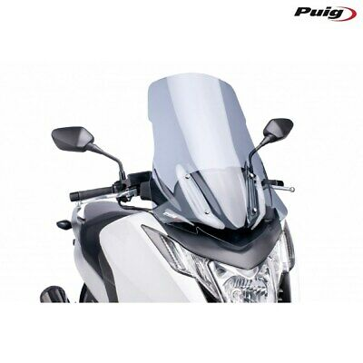 PUIG Fairing V-Tech Touring Smoke Clear Honda 700 Nc Dc Integra 2012-2013