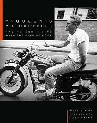 Steve N º Motocicletas: Racing And Riding With The King Of Cool Libro