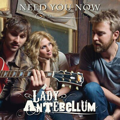 Lady Antebellum-Need You Now CD NEU