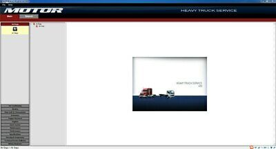 Motor Heavy Truck Service V13 Diagnostic Repair Procedures For