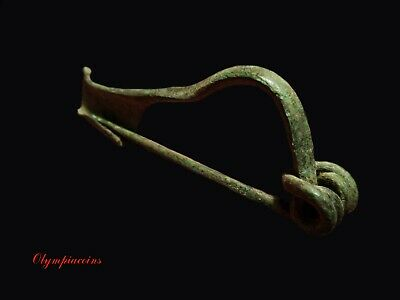 ** EXCELLENT ** Ancient Roman Legionary fibula