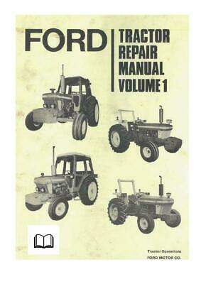 Ford 10 series  Dealers Workshop Manual  Digital