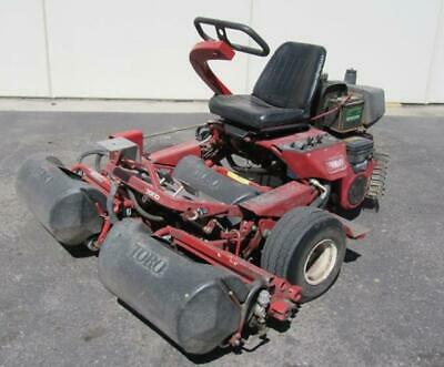 Toro Greensmaster Mowers All Models Service Manual