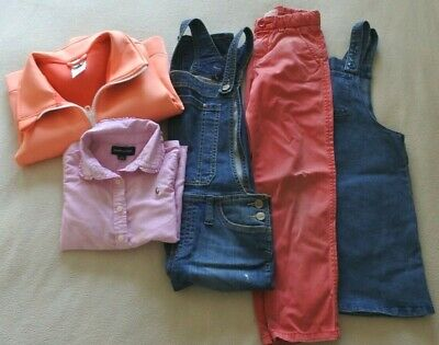 Girls Lot X 5 Items! Size 5/6 Adidas Gap Adidas Country Road Seed Ralph Lauren