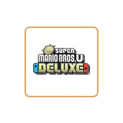 NINTENDO HACPADALA New Super Mario Bros U NSW