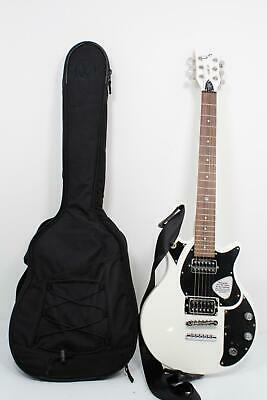 First Act Vw Volkswagen Garage Master Electric Guitar White Black W 1st Bag